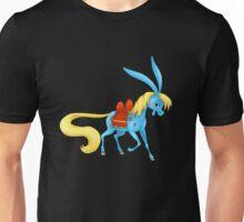 Zip the Magic Pony Unisex T-Shirt