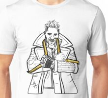 Captain Boomerang NO BACKGROUND Unisex T-Shirt