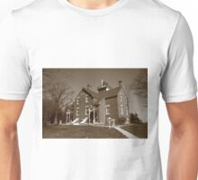 Lighthouse - 40 Mile Point, Michigan Unisex T-Shirt