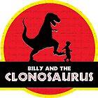 Billy and the Clonosaurus by utahgraphics