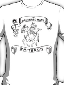 The bannered mare (Skyrim) T-Shirt