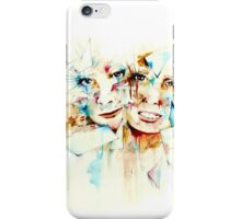 Fragmented - by Holly Elizabeth iPhone Case/Skin