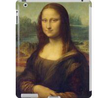 The Mona Lisa By Leonardo Da Vinci iPad Case/Skin