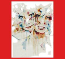 Fragmented - by Holly Elizabeth Baby Tee