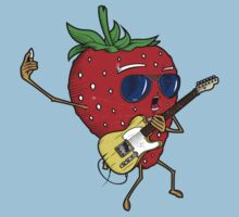 Strawberry Jam Kids Clothes