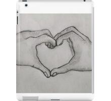 hand sketch iPad Case/Skin