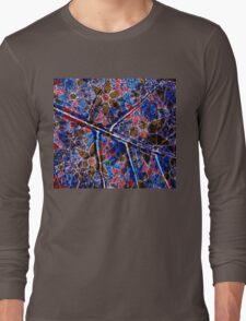 Trendy Floral Pattern Vintage Long Sleeve T-Shirt
