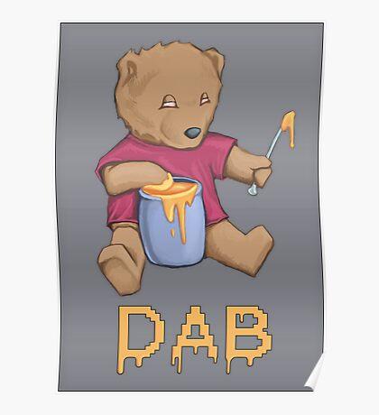 Oil Bear Poster