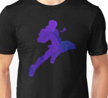 Captain Falcon - Fractal Knee of Justice Unisex T-Shirt