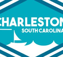 Charleston South Carolina Sticker