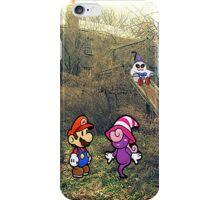 Mario Ghost Park iPhone Case/Skin