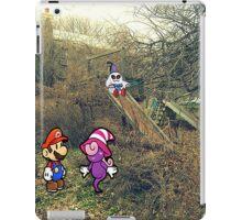 Mario Ghost Park iPad Case/Skin