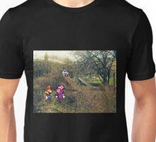 Mario Ghost Park Unisex T-Shirt