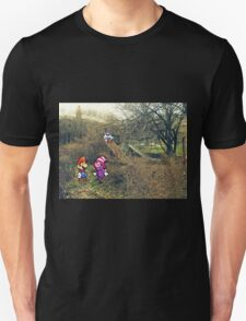 Mario Ghost Park T-Shirt
