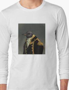 Captain Penguin  Long Sleeve T-Shirt