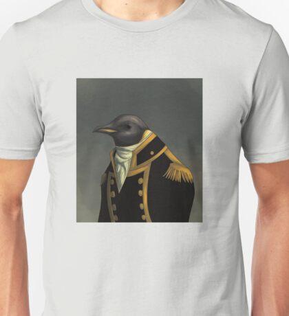 Captain Penguin  Unisex T-Shirt