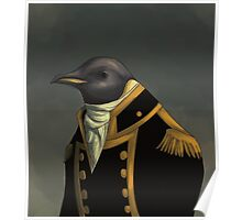 Captain Penguin  Poster