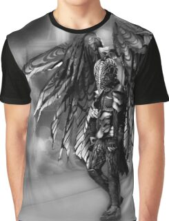 Crow Performer Graphic T-Shirt