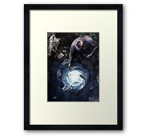 Brought To Light Framed Print