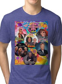 HIC03 The Happy Together Tour 2016 Tri-blend T-Shirt