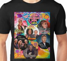HIC03 The Happy Together Tour 2016 Unisex T-Shirt