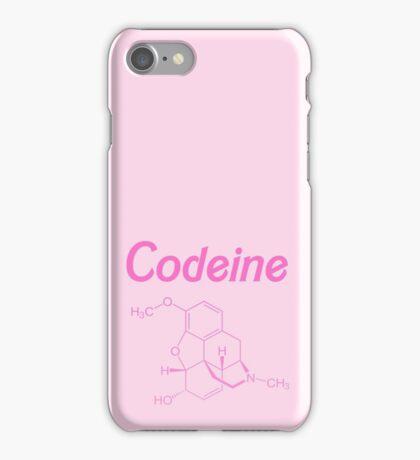 Codeine chem iPhone Case/Skin