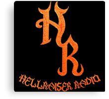 Hellraiser Radio presented by UEW Canvas Print
