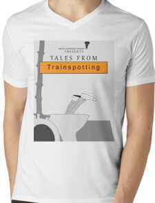 Trainspotting Mens V-Neck T-Shirt