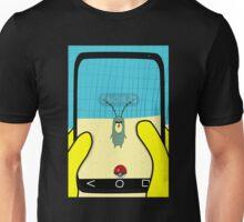 SpongeBob GO! Plankton Unisex T-Shirt