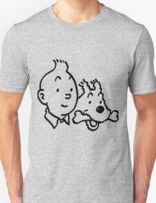 Tintin Classic Unisex T-Shirt