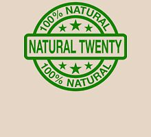 Natural 20 (Clean) Unisex T-Shirt