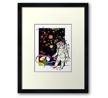 Yuuya Framed Print