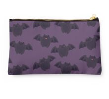 Bat Loaf- Repeating Pattern Studio Pouch