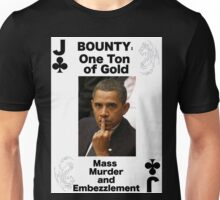 Wanted JACK of CLUBS Unisex T-Shirt
