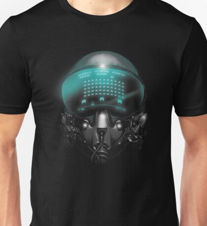 Space Invasion Unisex T-Shirt