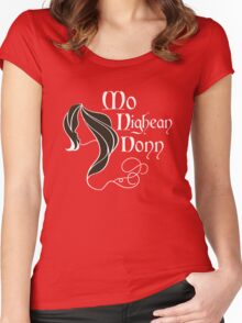 Mo Nighean Donn 2 Women's Fitted Scoop T-Shirt