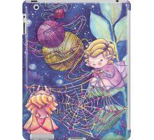 Rainbow Knitting Fairy iPad Case/Skin