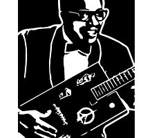 Young BO DIDDLEY by 53V3NH