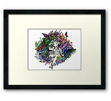 Yuuri Framed Print