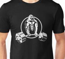 Gorilla Gym Bodybuilding Unisex T-Shirt