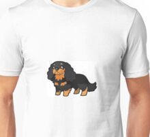 Cavalier Collection - Black & Tan Unisex T-Shirt
