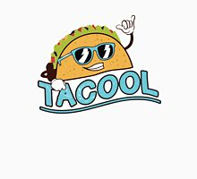 Tacool Taco T Shirt Women's Fitted Scoop T-Shirt