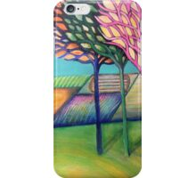 Farm Country Trees iPhone Case/Skin