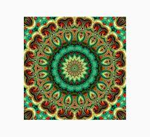 Colorful kaleidoscope . Very nice pattern for printing on textiles. Batik. Unisex T-Shirt