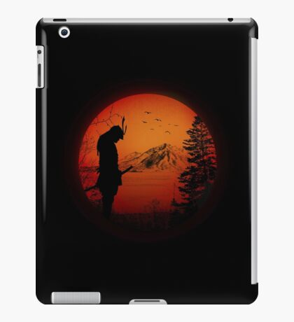 My Love Japan / Samurai warrior / Ninja / Katana iPad Case/Skin