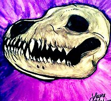 What Big Teeth You Have by UnChienAndalou