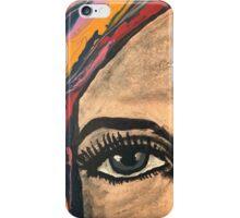 Pop Art Portrait Street Art iPhone Case/Skin