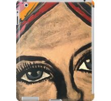 Pop Art Portrait Street Art iPad Case/Skin