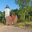 Presque Isle Lighthouse by Kenneth Keifer