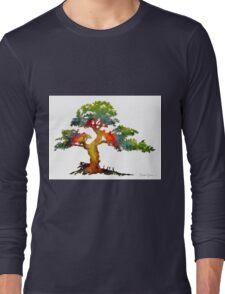 Tree of Life by Daniel Adams Long Sleeve T-Shirt